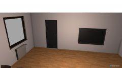 Raumgestaltung obyvak in der Kategorie Badezimmer