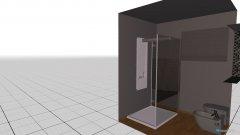 Raumgestaltung OG Bad in der Kategorie Badezimmer