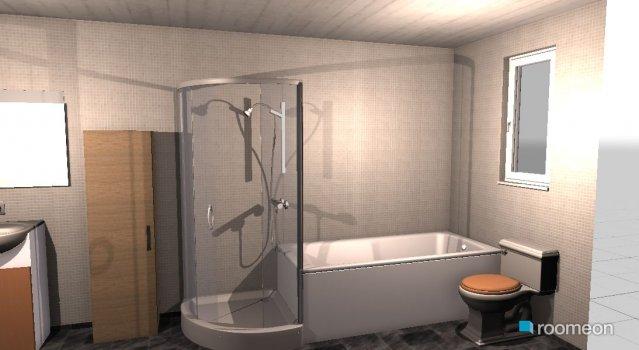 Raumgestaltung OMA BAD in der Kategorie Badezimmer