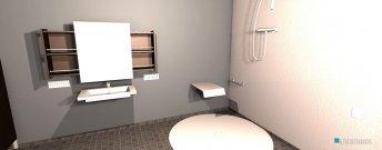 Raumgestaltung oma in der Kategorie Badezimmer