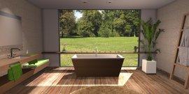 Raumgestaltung Onto Bad in der Kategorie Badezimmer
