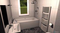 Raumgestaltung p_furdo_v2 in der Kategorie Badezimmer