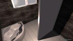 Raumgestaltung Papa Bad in der Kategorie Badezimmer