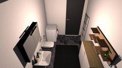 Raumgestaltung Patrick Bad 1 in der Kategorie Badezimmer