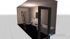 Raumgestaltung Penthousebad in der Kategorie Badezimmer