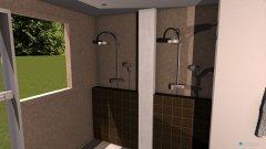 Raumgestaltung Pesuhuone in der Kategorie Badezimmer