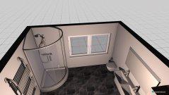 Raumgestaltung Peters Heim 2 in der Kategorie Badezimmer