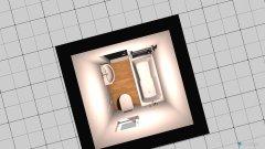 Raumgestaltung pierre bad 2 in der Kategorie Badezimmer