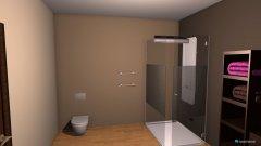 Raumgestaltung pierwszy in der Kategorie Badezimmer