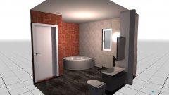 Raumgestaltung pinumpel in der Kategorie Badezimmer