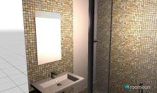 Raumgestaltung plan2 in der Kategorie Badezimmer