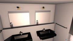 Raumgestaltung Plan_1_Nachtigall in der Kategorie Badezimmer