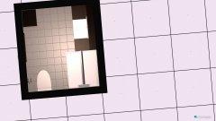 Raumgestaltung planirovka2 in der Kategorie Badezimmer
