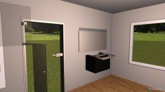 Raumgestaltung Planung grob in der Kategorie Badezimmer