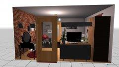 Raumgestaltung PokoJ Moniki in der Kategorie Badezimmer