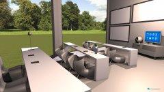 Raumgestaltung pokoj multimedialny in der Kategorie Badezimmer