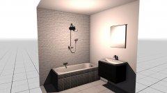Raumgestaltung Polská_koupelna in der Kategorie Badezimmer