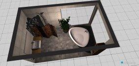 Raumgestaltung project 1 in der Kategorie Badezimmer