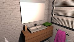 Raumgestaltung Project III in der Kategorie Badezimmer