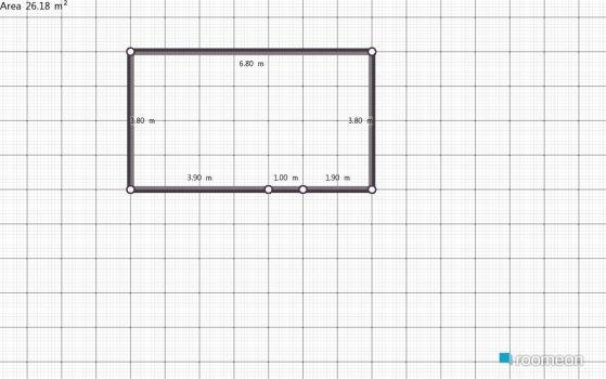 Raumgestaltung Project in der Kategorie Badezimmer