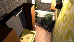 Raumgestaltung Q Badezimmer in der Kategorie Badezimmer