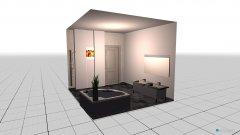 Raumgestaltung r in der Kategorie Badezimmer