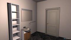 Raumgestaltung razol in der Kategorie Badezimmer
