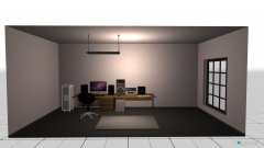 Raumgestaltung Recording in der Kategorie Badezimmer
