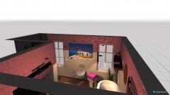 Raumgestaltung Rene & Sylvia licht in der Kategorie Badezimmer
