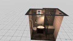 Raumgestaltung rgtr in der Kategorie Badezimmer