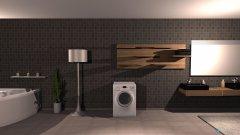 Raumgestaltung riesen badespaß in der Kategorie Badezimmer
