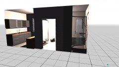 Raumgestaltung Robby bad küche in der Kategorie Badezimmer