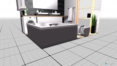 Raumgestaltung roksana in der Kategorie Badezimmer