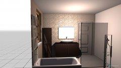 Raumgestaltung romans2 in der Kategorie Badezimmer