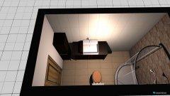 Raumgestaltung rrr in der Kategorie Badezimmer