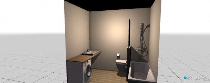 Raumgestaltung Ruemannstr-bad-neu in der Kategorie Badezimmer