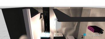 Raumgestaltung russe 2 klos in der Kategorie Badezimmer