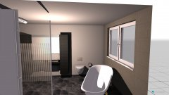 Raumgestaltung sabrina 2 in der Kategorie Badezimmer