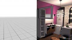 Raumgestaltung saját fürdő in der Kategorie Badezimmer