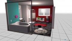 Raumgestaltung Salomes Traumbad in der Kategorie Badezimmer
