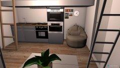 Raumgestaltung schuur huis in der Kategorie Badezimmer