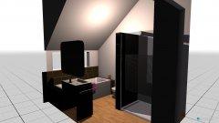 Raumgestaltung SDB in der Kategorie Badezimmer