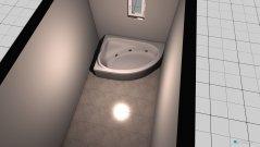 Raumgestaltung sdfg in der Kategorie Badezimmer