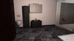 Raumgestaltung Selina & Andreas 2 in der Kategorie Badezimmer