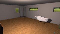 Raumgestaltung seniorengerechter Umbau in der Kategorie Badezimmer