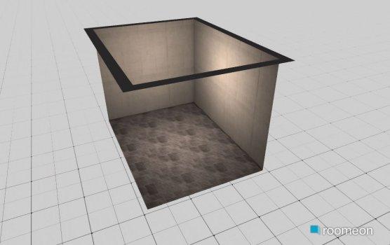 Raumgestaltung smallest room in der Kategorie Badezimmer
