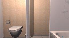 Raumgestaltung Smart Badezimmer2 in der Kategorie Badezimmer