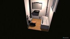 Raumgestaltung son toilte in der Kategorie Badezimmer