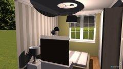 Raumgestaltung Sonja2 in der Kategorie Badezimmer