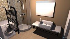 Raumgestaltung stijepo4 in der Kategorie Badezimmer